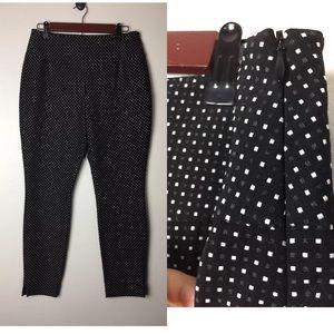 Cabi Dot Pants Spring 2017 Polka Trousers 5175